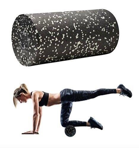 Foam-Roller Faszienrolle Schaumstoff-Rolle Massageroller, Yoga-, Rückenrolle