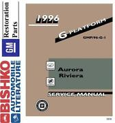 Oldsmobile Aurora Repair Manual