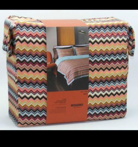 Missoni Bed Sheets
