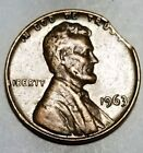Lincoln Memorial Penny 1963 US Coin Errors