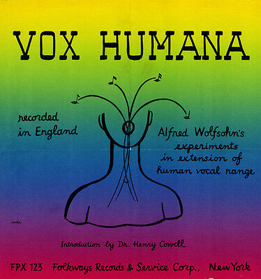 Various Artists   Vox Humana   Various  New Cd