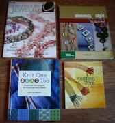Bead Book Lot