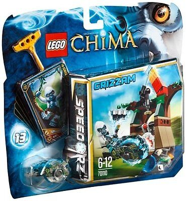 Legends of Chima - 70110