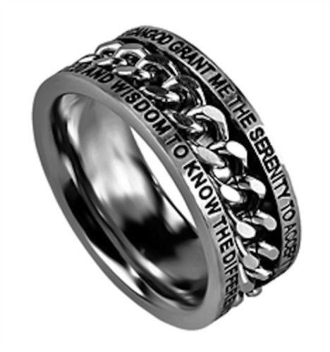 Christian Recovery Ring