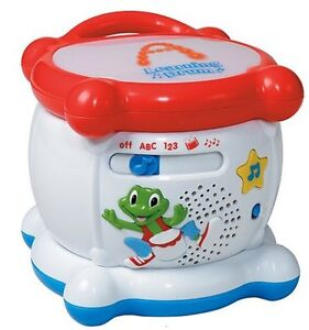 Leap Frog Learning Drum