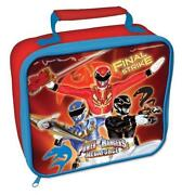 Power Rangers Bag