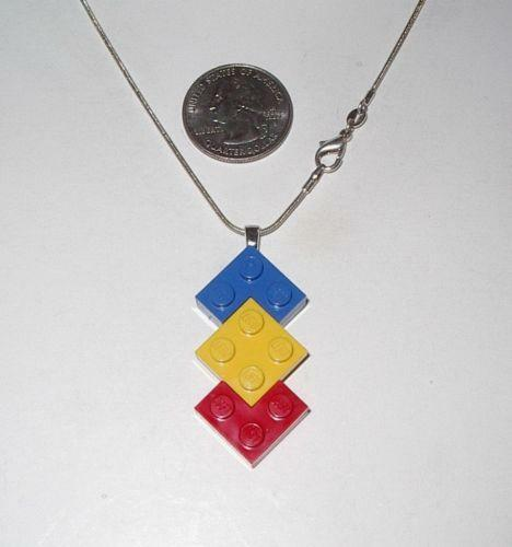 lego necklace ebay