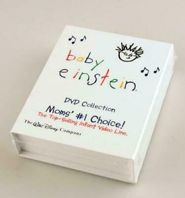 BABY EINSTEIN 26 DISC BOX SET COLLECTION DVD NEW - Free SHIPPING