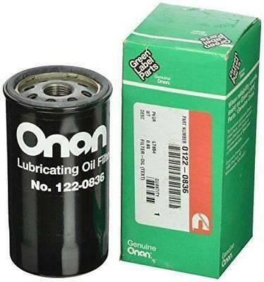 Onan Cummins 122-0836 RV Generator Oil Filter (pwy)
