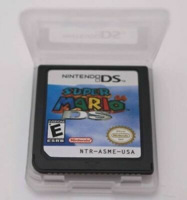 New Super Mario 64 Game Card For Nintendo 3DS NDSL DSI DS XL Christmas Gift
