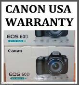 Canon EOS 60D Camera Body