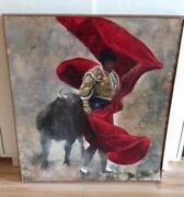 Bullfighter Painting