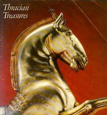 Ancient Thrace Treasures (Bulgaria) Jewelry Vases Sculpture Masks Swords Scythia