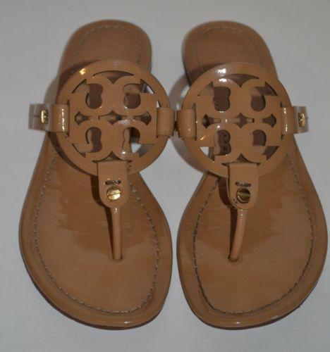 Used Tory Burch Sandals Ebay