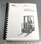 Crown Forklift Manual