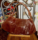 Hippy Leather Clutch Vintage Bags, Handbags & Cases
