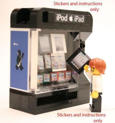 Lego Stickers Ebay