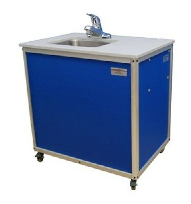 Toddler Single Basin Portable Sink 25 Model Pse-2006 Monsam Portable Sinks