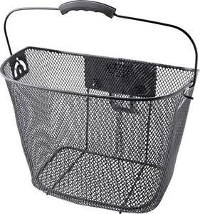Cycle-Bike-Mesh-Shopping-Basket-C-W-Bracket-Handle-Free-Shipping