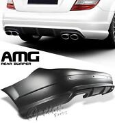 Mercedes Benz C300 Rear Bumper