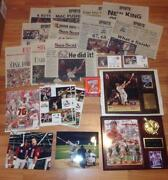 Mark McGwire Newspaper
