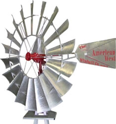 American West 10ft B-702 Windmill with 27ft Tower