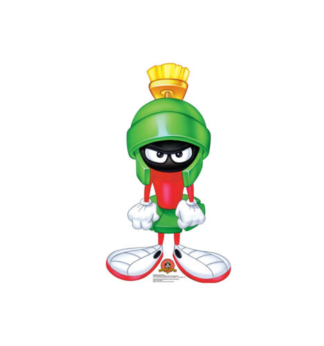 MARVIN THE MARTIAN - LOONEY TUNES - LIFE SIZE STANDUP/CUTOUT BRAND NEW - 2486