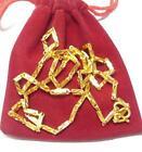 Women 24K Gold Necklace