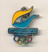 Olympic Rings Pin
