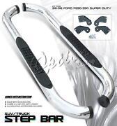 Ford F350 Nerf Bars