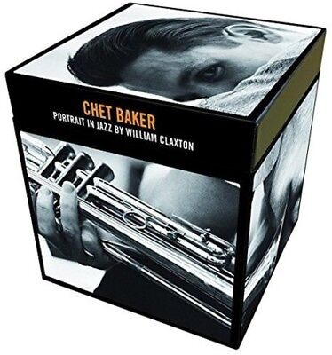 Baker Portrait - Chet Baker - Portrait In Jazz By William Claxton [New CD] Boxed Set, Deluxe Ed,