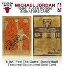 Michael Jordan Gold Card Fleer