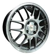 Toyota 17 inch Wheels