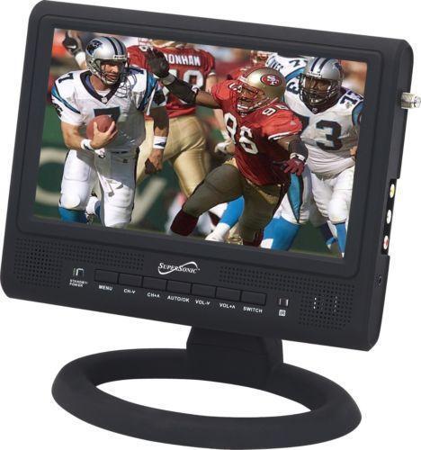 Portable T V S : Quot digital portable tv ebay