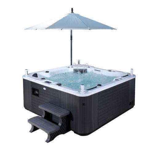 au enwhirlpool outdoor whirlpools ebay. Black Bedroom Furniture Sets. Home Design Ideas