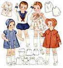 """19"""" Doll Clothes"""