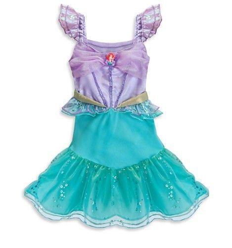 Disney Ariel Costume Ebay