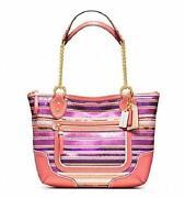 Coach Poppy Sequin Handbag