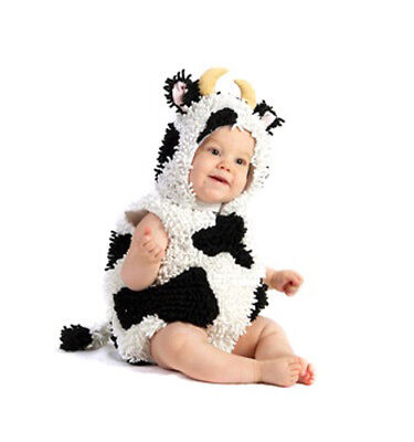 Baby Cow Infant Toddler Halloween Costume - Toddler Cow Halloween Costumes