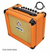 Orange Amplifier
