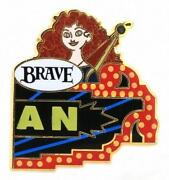 Disney Brave Pin