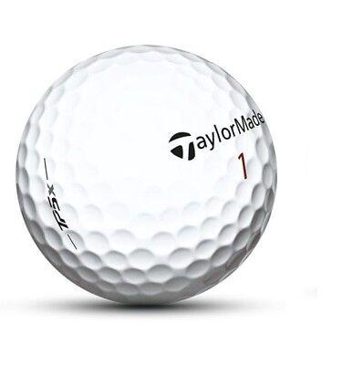 24 Taylormade TP5 X 2017 Near Mint AAAA Used Golf Balls