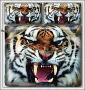 Tiger Quilt Cover