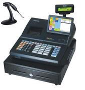Cash Register with Scanner