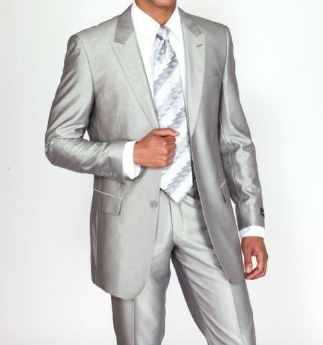 Mens 2 Piece Suit | eBay