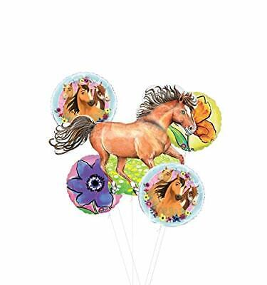 Mayflower Products Spirit Riding Free Party Supplies and Charming Horse Balloon