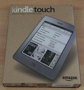 Kindle Touch Computers Tablets Amp Networking Ebay