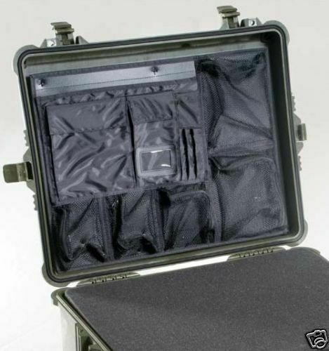 New for 2021 Lid Organizer fits your Pelican ™ 1600 1610 1620 case