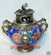 Tibet Incense Burner