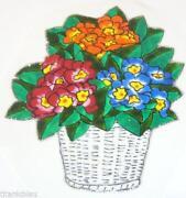 Fensterbilder Blumen